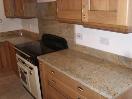Fitted Granite Worktops